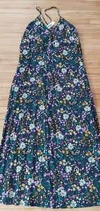 Old Navy Floral Maxi Dress